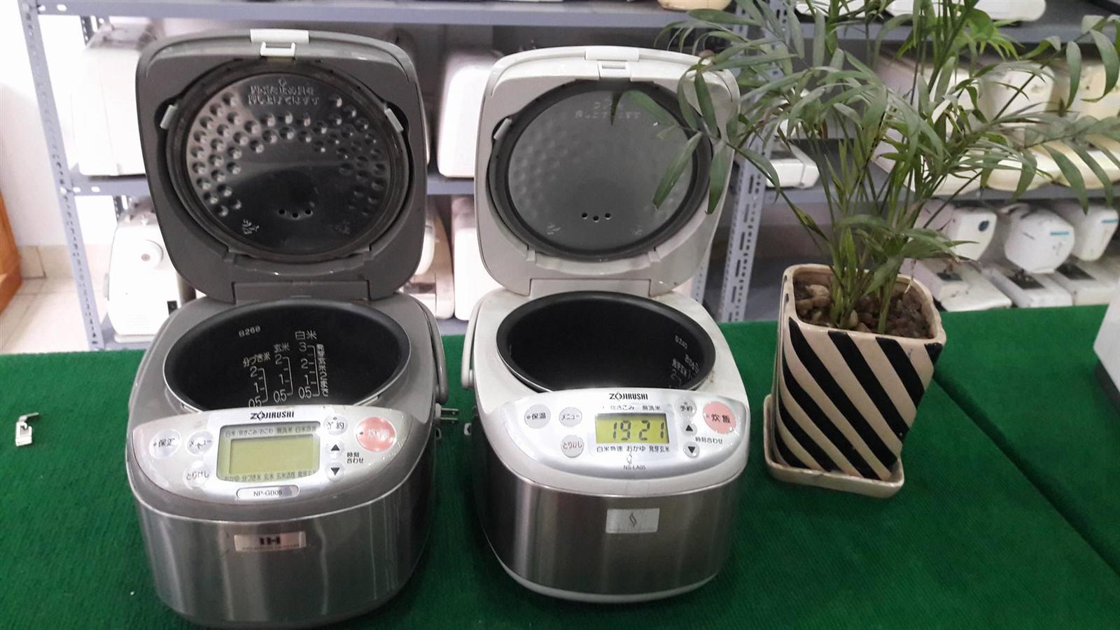 Nồi cơm điện cao tần ZOJIZUSHI - 0.5l