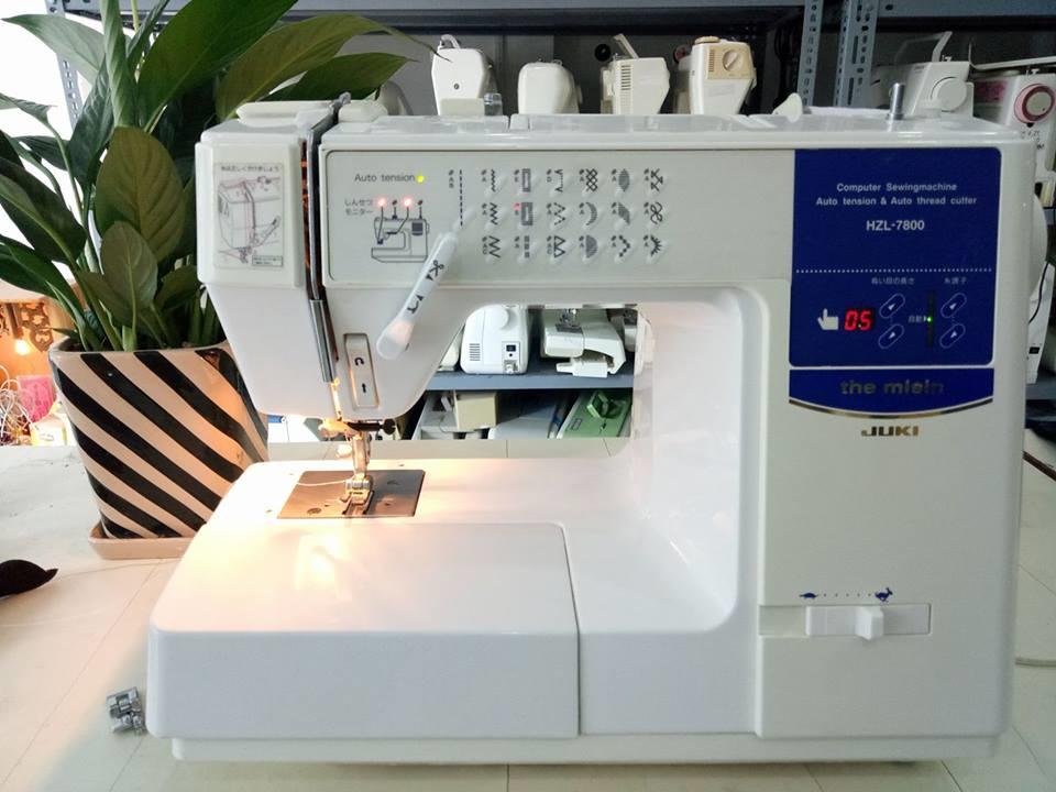 Máy may Juki Misin HZL 7800