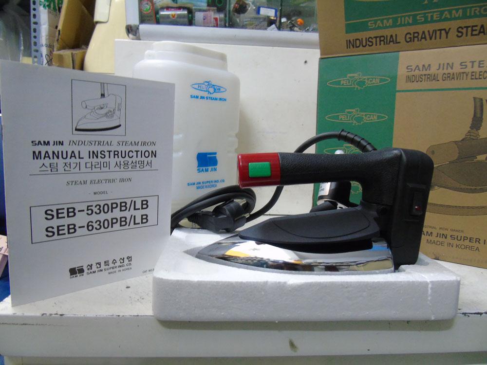 Bàn là công nghiệp Samjim ST - 530B